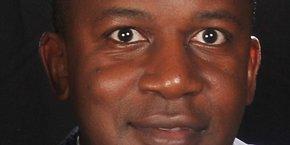 Solomon Asamoah, directeur général du Ghana Infrastructure Investment Fund (GIIF).