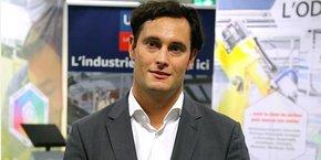 Pierre-Damien Rochette, nouveau président de l'UIMM Méditerranée Ouest.