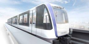 Le chantier de la troisième ligne de métro sera confié à Alstom.
