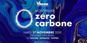 L'édition 2020 du Forum Zéro Carbone se tiendra 100 % en ligne le mardi 17 novembre 2020 de 9h à 11h.