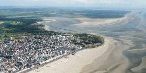 La coopérative veut surveiller l'érosion du littoral français (ici la plage du Touquet).