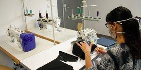 Le collectif de couturiers et couturières Les Nouvelles Grisettes va s'installer dans des locaux de 1.000 m2 à côté de Montpellier.
