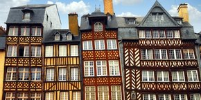 Entre 2018 et 2040, 45% de la croissance de population bretonne se concentrerait dans l'aire d'attraction rennaise.