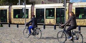 La ville de Montpellier a entamé sa mue sur la pratique du vélo.