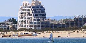 Sur le littoral en Occitanie, la fréquentation hôtelière a légèrement augmenté (+ 1,6%) en juillet et août 2020.
