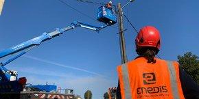 Le distributeur d'électricité Enedis en Gironde, Dordogne et Lot-et-Garonne compte 1.400 salariés.