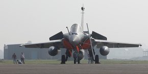 La Croatie hésite entre le Rafale de Dassault Aviation (photo) et le F-16 Viper de Lockheed Martin