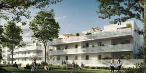 Les terrasses de Jade, le premier programme immobilier de LP Promotion construit à partir du BIM.