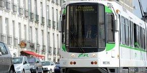 A Nantes, un appel d'offres devrait être lancé en fin d'années pour démanteler 45 anciennes rames de tramways