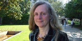 Anne Fraïsse, nouvelle présidente de l'Université Paul Valéry à Montpellier.