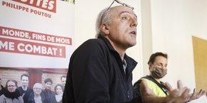 Philippe Poutou voeux 2021