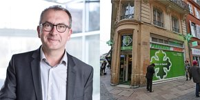 Hervé Jouves, le président du groupe Pharmacie Lafayette veut devenir leader sur la parapharmacie en ligne.
