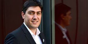 Clément Saad, CEO de Pradeo et président de la French Tech Méditerranée.