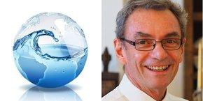 Eric Servat, directeur de l'International Center for Interdisciplinary Research on Water Systems Dynamics (ICIREWARD) à Montpellier.
