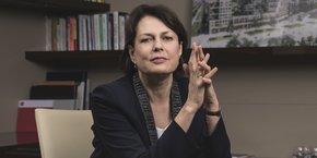 Ex-directrice de cabinet de Manuel Valls à Matignon, passée par  la Ville de Paris, Véronique Bédague est directrice générale déléguée de Nexity.
