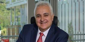 Antoine Quadrini a été réélu début 2021 à la présidence du Ceser Auvergne-Rhône-Alpes.