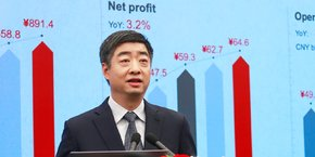 « La croissance a considérablement ralenti par rapport aux années précédentes », a constaté Ken Hu, qui assure la présidence tournante de Huawei, en conférence de presse.