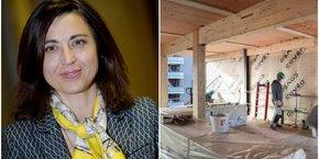 Anne Fraisse prend la tête d'Urbain des Bois pour accélérer sur les modes de construction décarbonés dans l'immobilier.