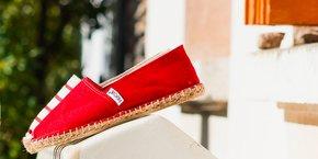 La PME catalane vise la fabrication de 8.000 paires d'espadrilles par an sur son nouvel atelier perpignanais.