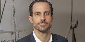 François Trabucco, DG de VSB Energies Nouvelles dans le Gard.
