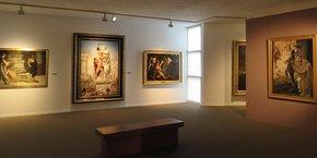 Les trois ou quatre expositions annuelles du Musée Paul Valéry, à Sète, attirent habituellement entre 80.000 et 110.000 visiteurs.