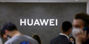 Huawei est soupçonné par Washington d'espionnage pour le compte de Pékin. Ce que le groupe chinois a toujours démenti.
