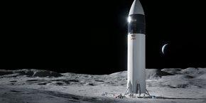 La NASA a sélectionné Starship pour faire atterrir les premiers astronautes sur la surface lunaire depuis le programme Apollo ! Nous sommes honorés d'aider @NASAArtemis inaugurer une nouvelle ère d'exploration spatiale humaine, a twitté SpaceX.