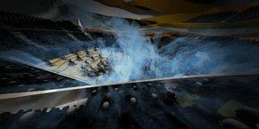 Il y a quelques mois, Dassault Systèmes a mené une vaste étude pour la Philharmonie de Paris, afin d'étudier le mouvement de l'air dans la salle de spectacle.