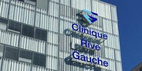 La Clinique Rive Gauche prend en charge 35.000 patients par an et affiche un chiffre d'affaires annuel de 35 millions d'euros.