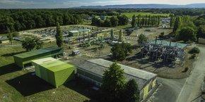 C'est à une vingtaine de kilomètres au nord-ouest de Bourg-en-Bresse (Ain), que le groupe Storengy veut installer le premier démonstrateur industriel de stockage d'hydrogène vert, qui sera couplé à la production sur site d'un électrolyseur.