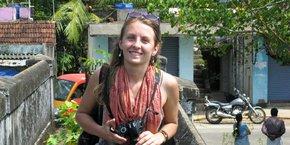 Eline Caillaud témoigne de la situation sanitaire dans une Inde submergée par le Covid-19