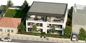 Pour cet immeuble à Bordeaux Saint-Augustin, le promoteur Ideal Groupe a remis en jeu son permis de construire pour retravailler le projet et décrocher les trois étoiles du label du Bâtiment frugal bordelais dévoilé ce 17 mai 2021.