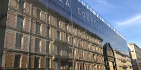 Le centre commercial urbain La Coupole, à Nîmes, est désormais la propriété de la foncière montpelliéraine Socri Reim.