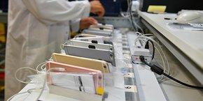 Chaque téléphone reconditionné acheté équivaut à 52 kg de CO2 épargnés à la planète et 56 kg de matières premières économisées.