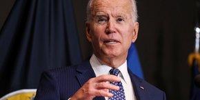 Joe Biden, 46e président des Etats-Unis.