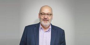 Michel Morvan, président du jury du concours i-Lab.