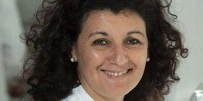 Géraldine Le Duc, CEO de NH TherAguix.