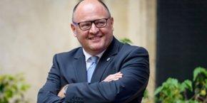 Alban Turpin, nouveau directeur général des Vignobles Foncalieu.
