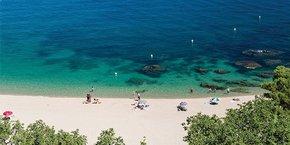 Le littoral méditerranéen côté Occitanie a connu une augmentation de fréquentation de 9% de sa clientèle française et de 22% de sa clientèle étrangère durant l'été 2021.