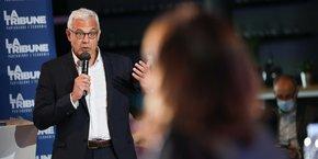 Alain Di Crescenzo, le dirigeant de IGE+XAO est le patron de la CCI Occitanie.