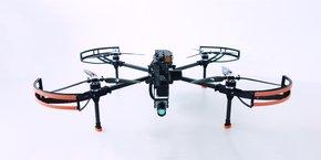 Donecle a conçu deux nouveaux drones dédiés à l'inspection automatisée des avions.