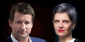 Un duel Jadot-Rousseau pour l'investiture écologiste à la présidentielle