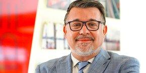 Sébastien Picard, directeur général d'Idec Grand Sud.
