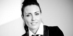 Céline Torres-Guitard, présidente du pôle Habitat de la FFB dans l'Hérault, et gérante du groupe Immo Selection.