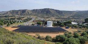 A Narbonne, la centrale solaire thermique Narbosol comprend 3.232 m2 de capteurs solaires représentant une puissance crête de 2,8 MW thermiques, et alimentera en chauffage et eau-chaude sanitaire plus de 900 logements, sept écoles, un collège et quelques autres bâtiments publics.