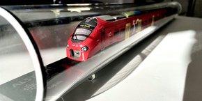 Le train à hydrogène pourrait circuler dès le second semestre 2023, en France.