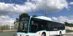 Les 39 premiers bus au GNV circulent sur des lignes métropolitaines rennaises depuis septembre, en premières et deuxièmes couronnes. D'ici à 2023, 68 bus sont attendus dont 22 articulés. 30% du parc roulera au BioGNV en 2025.