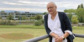 Rémi Hagenbach, promoteur immobilier à Strasbourg, président de Stradim.