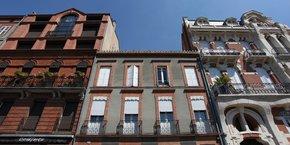Un studio à Toulouse coûte 45% moins cher qu'à Paris où il faut débourser 824 euros en moyenne.