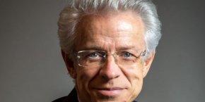 Didier Kling, président de la Chambre de commerce et d'industrie (CCI) Paris Ile-de-France.